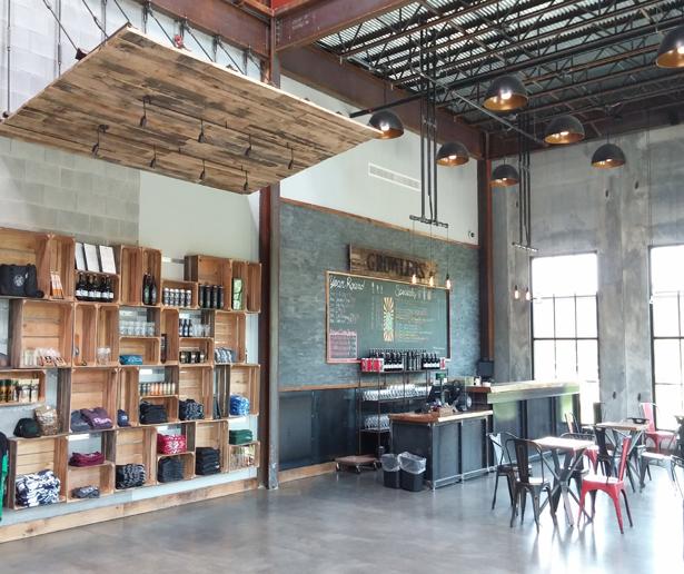 Stone Brewing Company Richmond Virginia Pace Collaborative