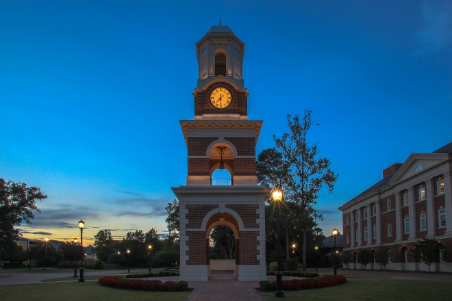 CNU Bell Tower