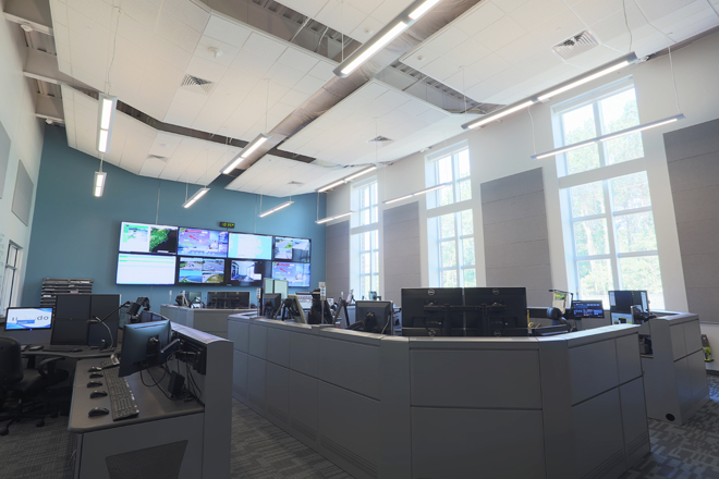 Dare County 911 Center