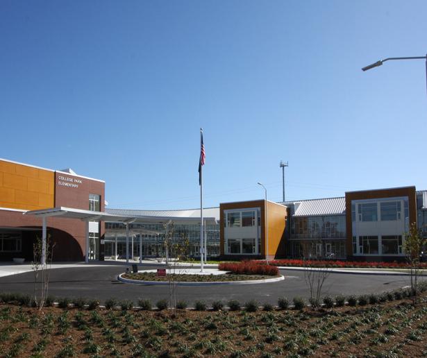 College Park Elementary School Virginia Beach Pace